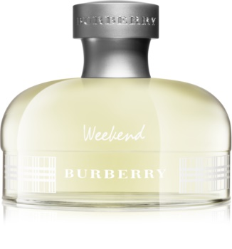 Burberry Weekend For Women Eau De Parfum Para Mujer 100 Ml Notinoes