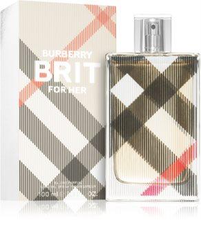 Burberry Brit for Her Eau de Parfum voor Vrouwen  100 ml