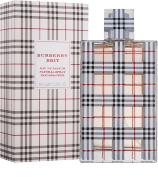 Burberry Brit for Her Eau de Parfum für Damen 100 ml