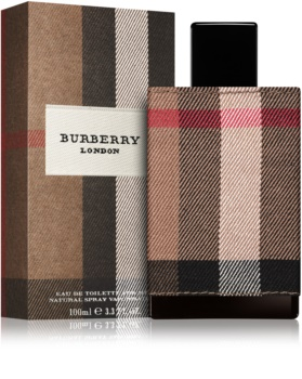 Burberry London for Men eau de toilette para hombre 100 ml