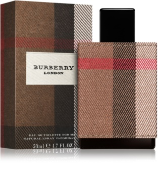 Burberry London for Men eau de toilette per uomo 50 ml