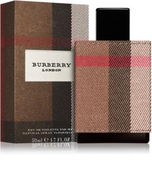 Burberry London for Men toaletní voda pro muže 50 ml