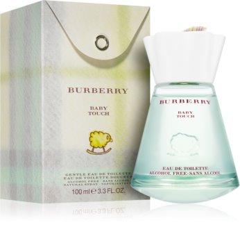 Burberry Baby Touch eau de toilette pour femme 100 ml (sans alcool)