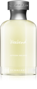 Burberry Weekend for Men Aftershave lotion  voor Mannen 100 ml