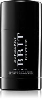 Burberry Brit Rhythm for Him desodorizante em stick para homens 75 g