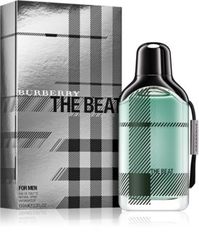 Burberry The Beat for Men Eau de Toilette for Men 100 ml