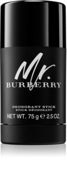 Burberry Mr. Burberry dédorant stick pour homme 75 g
