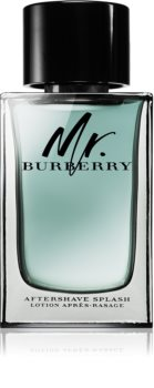 Burberry Mr. Burberry Aftershave lotion  voor Mannen  100 ml
