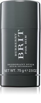 Burberry Brit for Him deostick pre mužov 75 g