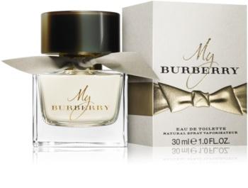 Burberry My Burberry eau de toilette per donna 30 ml