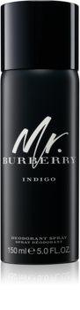 Burberry Mr. Burberry Indigo Deo Spray voor Mannen 150 ml