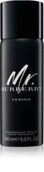 Burberry Mr. Burberry Indigo deospray pre mužov 150 ml