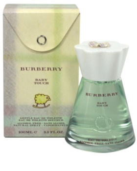 Burberry Baby Touch Eau de Toilette Damen 100 ml (Alkoholfreies)