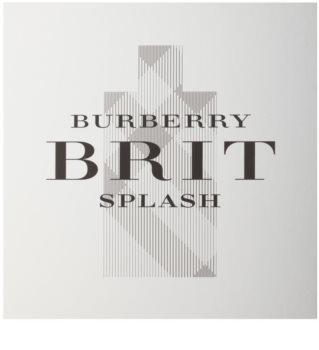 Burberry Brit Splash coffret cadeau I.