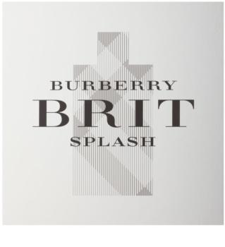 Burberry Brit Splash zestaw upominkowy I.
