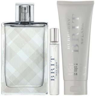 Burberry Brit Splash Gift Set I.