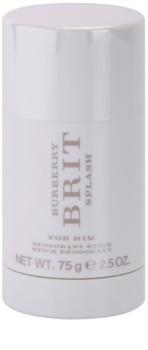 Burberry Brit Splash deodorante stick per uomo 75 g