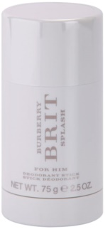 Burberry Brit Splash deostick pro muže 75 g