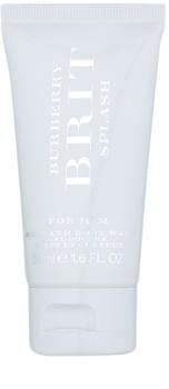 Burberry Brit Splash gel douche pour homme 50 ml