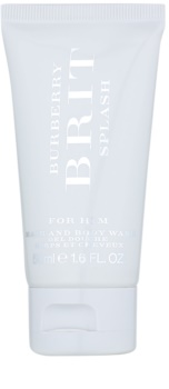 Burberry Brit Splash gel za prhanje za moške 50 ml