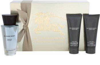 Burberry Burberry Touch Geschenkset II. EDT + ASB + H&B