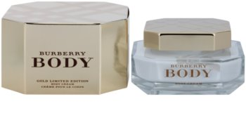 Burberry Body Gold Limited Edition creme corporal para mulheres 150 ml