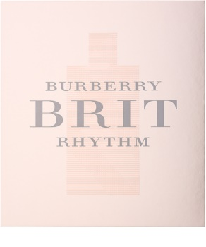 Burberry Brit Rhythm Floral for Her lote de regalo I.