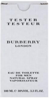 Burberry London for Men toaletní voda tester pro muže 100 ml