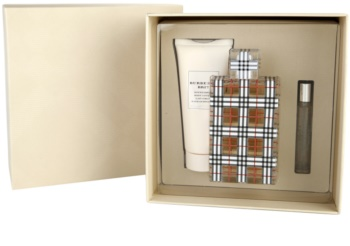 Burberry Brit for Her Gift Set X.