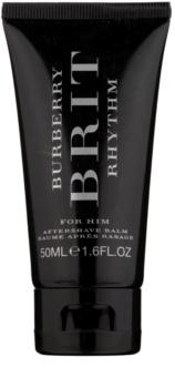 Burberry Brit Rhythm for Him borotválkozás utáni balzsam férfiaknak 50 ml