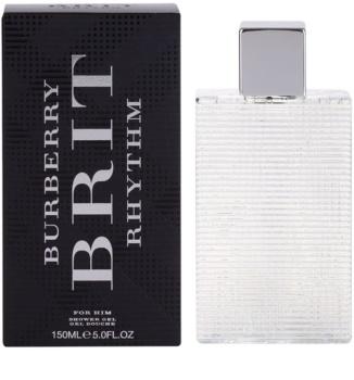Burberry Brit Rhythm for Him Duschgel für Herren 150 ml