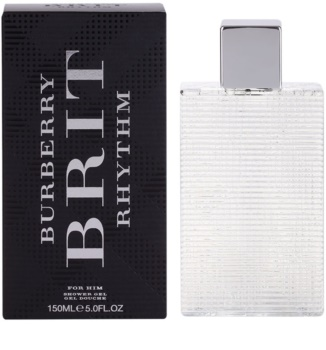 Burberry Brit Rhythm for Him żel pod prysznic dla mężczyzn 150 ml