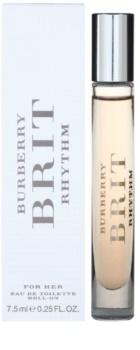 Burberry Brit Rhythm for Her Eau de Toilette para mulheres 7,5 ml roll-on