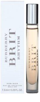 Burberry Brit Rhythm for Her eau de toilette pentru femei 7,5 ml roll-on
