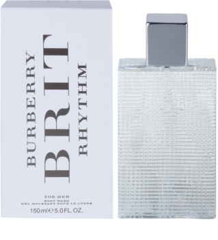 Burberry Brit Rhythm for Her gel douche pour femme 150 ml