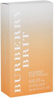 Burberry Brit Summer 2012 Eau de Toilette for Women 100 ml