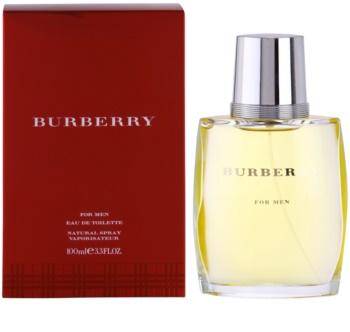 Burberry for Men eau de toilette pentru barbati 100 ml