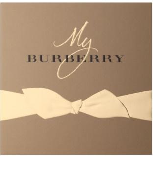 Burberry My Burberry set cadou VI.