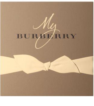 Burberry My Burberry zestaw upominkowy VI.