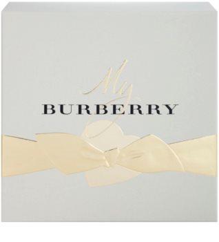 Burberry My Burberry zestaw upominkowy VII.