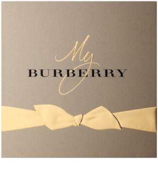 Burberry My Burberry coffret cadeau VIII.