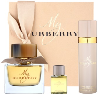 Burberry My Burberry coffret cadeau I.