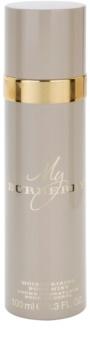 Burberry My Burberry spray corporel pour femme 100 ml