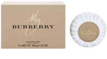 Burberry My Burberry parfümös szappan nőknek 3 x 100 g