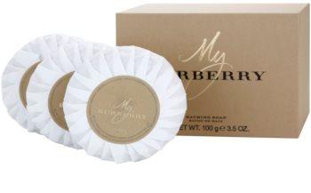 Burberry My Burberry sabonete perfumado para mulheres 3 x 100 g