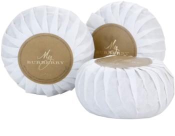 Burberry My Burberry parfémované mýdlo pro ženy 3 x 100 g