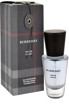 Burberry Touch for Men eau de toilette férfiaknak 100 ml