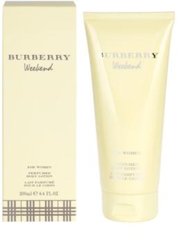 Burberry Weekend for Women lapte de corp pentru femei 200 ml