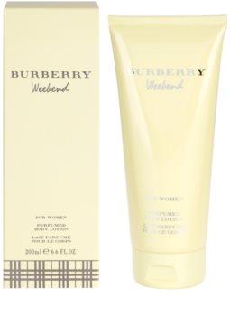 Burberry Weekend for Women mleczko do ciała dla kobiet 200 ml