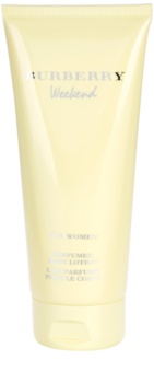 Burberry Weekend for Women lotion corps pour femme 200 ml